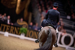 Hester Carl (GBR) - Uthopia<br /> Kur - Reem Acra FEI World Cup Dressage Qualifier - The London International Horse Show Olympia - London 2012<br /> © Hippo Foto - Jon Stroud