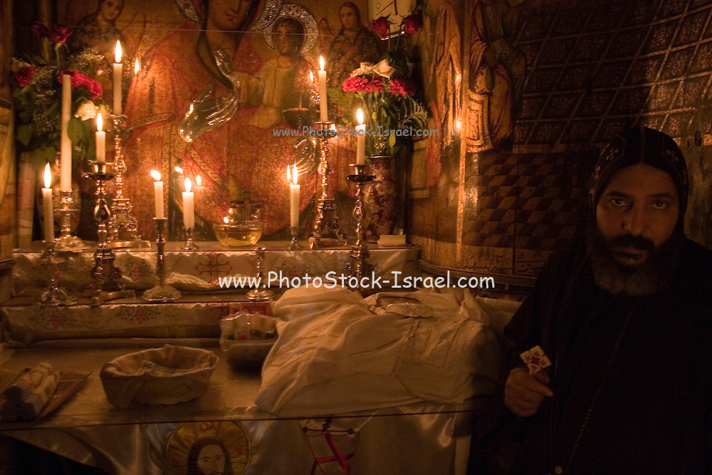 Church of the Holy Sepulchre, in the Christian quarters, Jerusalem, Israel, Easter 2006
