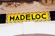 Domaine Madeloc, Banyuls sur Mer. Roussillon. France. Europe.