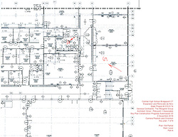 Key Plan 7 of 9: Central High School Bridgeport CT Expansion & Renovate as New. State of CT Project # 015--0174 Progress Submission 22 - 2 December 2016