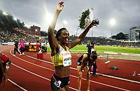 Friidrett , 13. juni 2013 , Diamond League , Bislett Games<br /> Athletics<br /> Tiffany Porter , GBR 100 m h winner