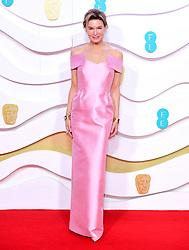 Renee Zellweger attending the 73rd British Academy Film Awards held at the Royal Albert Hall, London.