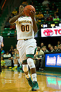 WACO, TX - DECEMBER 18: Royce O'Neale #00 of the Baylor Bears brings the ball up court against the Northwestern State Demons on December 18 at the Ferrell Center in Waco, Texas.  (Photo by Cooper Neill/Getty Images) *** Local Caption *** Royce O'Neale