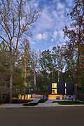 Bertie Residence | The Raleigh Architecture Co. | Raleigh, NC