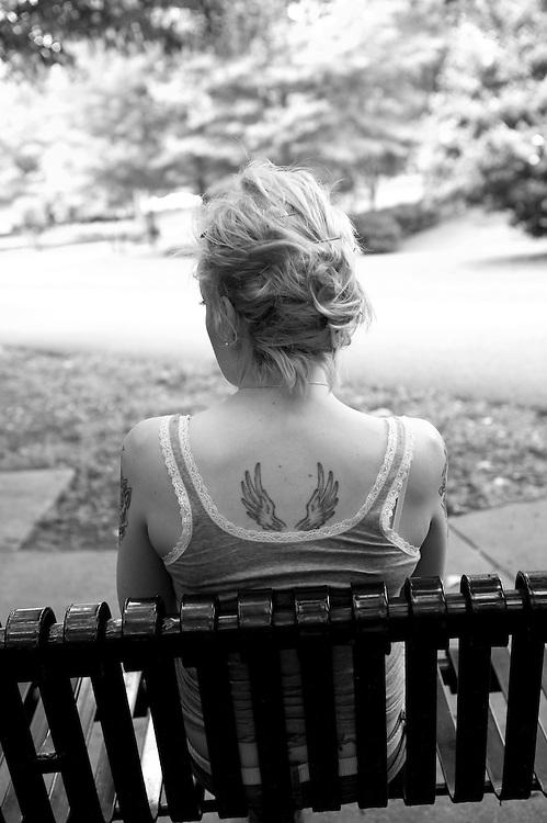 A series on tattoos