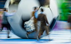 July 2, 2017 - Cerimonia de encerramento da Copa das Confederações antes de partida entre Chile x Alemanha válida pela final da Copa das Confederações 2017, neste domingo (2), realizada no Estádio Krestovsky (Arena Zenit), em São Petersburgo, na Rússia. (Credit Image: © Marcelo Machado De Melo/Fotoarena via ZUMA Press)