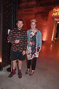 JOHN BOOTH; ADAM KNIGHTS, The Tanks at Tate Modern, opening. Tate Modern, Bankside, London, 16 July 2012