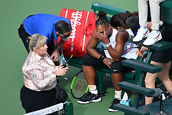 March 10, 2019 - Indian Wells, USA - Serena Williams  (Credit Image: © Panoramic via ZUMA Press)