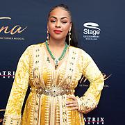 NLD/Utrecht/20200209 - Start inloop Tina Turner musical, Fatima Zohra, Daphne van Ditzhuizen, Ayoub Maach