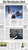 January 25, 2021 (US): Front-page: Today's Newspapers In USA