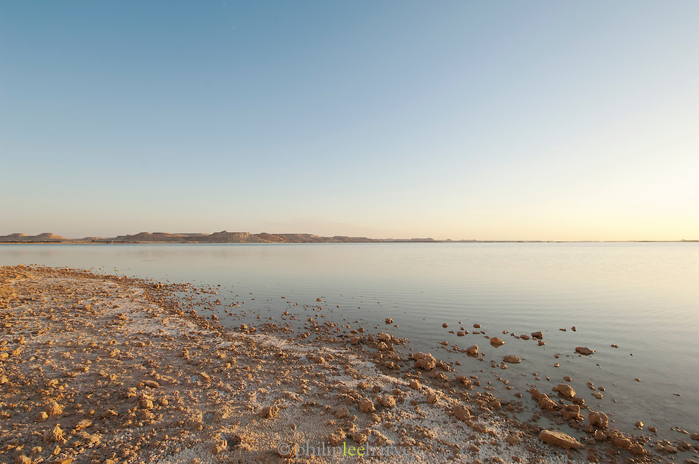 The Siwa Oasis in the Matruh Governorate, Egypt
