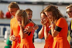 Team Netherlands<br /> European Championship Children, Juniors, Young Riders - Fontainebleau 1028<br /> © Hippo Foto - Dirk Caremans<br /> Team Netherlands
