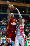 DESCRIZIONE : Vilnius Lithuania Lituania Eurobasket Men 2011 Second Round Russia Macedonia Russia FYR of Macedonia<br /> GIOCATORE : Pero Antic<br /> CATEGORIA : tiro penetrazione fallo<br /> SQUADRA : Macedonia FYR of Macedonia<br /> EVENTO : Eurobasket Men 2011<br /> GARA : Russia Macedonia Russia FYR of Macedonia<br /> DATA : 12/09/2011<br /> SPORT : Pallacanestro <br /> AUTORE : Agenzia Ciamillo-Castoria/M.Metlas<br /> Galleria : Eurobasket Men 2011<br /> Fotonotizia : Vilnius Lithuania Lituania Eurobasket Men 2011 Second Round Russia Macedonia Russia FYR of Macedonia<br /> Predefinita :