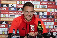 220317 Wales football media interviews