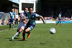 Randell Williams of Wycombe Wanderers in action - Mandatory by-line: Jason Brown/JMP - 05/05/2018 - FOOTBALL - Adam's Park - High Wycombe, England - Wycombe Wanderers v Stevenage - Sky Bet League Two