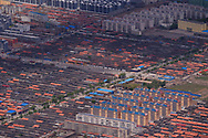Datong town is growing, Beiyue Hengshan Mountain, Datong, Hunyuan County, Shanxi Province, China