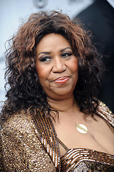Aretha Franklin arriving for the Apollo Theater's 2010 Benefit Concert and Awards Ceremony, at the Apollo Theater in New York City, NY, USA on June 14, 2010. Photo by Mehdi Taamallah/ABACAPRESS.COM