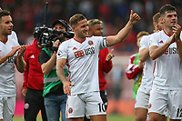 Football - 2019 / 2020 Premier League - AFC Bournemouth vs. Sheffield United<br /> <br /> Billy Sharp of Sheffield United after the final whistle at the Vitality Stadium (Dean Court) Bournemouth <br /> <br /> COLORSPORT/SHAUN BOGGUST