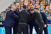 Staff Tecnico Openjobmets Varese<br /> Banco di Sardegna Dinamo Sassari - Openjobmets Varese<br /> Legabasket LBA Serie A UnipolSai 2020-2021<br /> Sassari, 01/11/2020<br /> Foto L.Canu / Ciamillo-Castoria