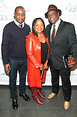 Official Reception for Question Bridge:Black Males presented by the Brooklyn Museum held in Brooklyn