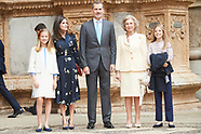 041220 Spanish Royals a decade of Eastern Mass in Palma