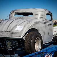 Nostalgia Drag Racing at the Perth Motorplex