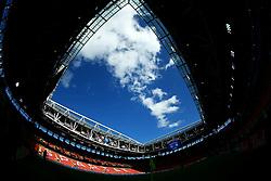 June 25, 2017 - Visao do Estádio do Spartak (Otkrytie Arena) horas antes da partida entre Chile x Austrália válida pela terceira rodada da Copa das Confederações 2017, neste domingo (25), realizada no Estádio do Spartak (Otkrytie Arena), em Moscou na Rússia. (Credit Image: © Heuler Andrey/Fotoarena via ZUMA Press)