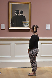 Not to be Reproduced, René Magritte, Scottish National Gallery of Modern Art  (Modern One) Surreal Encounters Collection, Edinburgh, 2nd June 2016, <br /> (c) Brian Anderson | Edinburgh Elite media