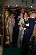 Matthew Williamson perfume launch. Fifth Floor, Harvey Nichols. ONE TIME USE ONLY - DO NOT ARCHIVE  © Copyright Photograph by Dafydd Jones 66 Stockwell Park Rd. London SW9 0DA Tel 020 7733 0108 www.dafjones.com