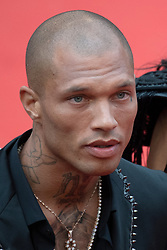 Jeremy Meeks attending the Opening Red Carpet and The Dead Don't Die Premiere as part of the 72nd Cannes International Film Festival in Cannes, France on May 14, 2019. Photo by Aurore Marechal/ABACAPRESS.COM