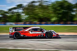 March 14, 2019 - Sebring, Etats Unis - 7 ACURA TEAM PENSKE (USA) ACURA DPI ACURA RICKY TAYLOR (USA) HELIO CASTRONEVES (USA) ALEXANDER ROSSI  (Credit Image: © Panoramic via ZUMA Press)