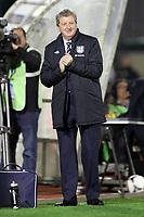 "L'allenatore Roy Hodgson.Serravalle (San Marino) 17/03/2013 Stadio ""Olimpico"" / Stadium ""Olimpic"".Qualificazione  Mondiale 2014/Qualify Fifa World Cup 2014.Football Calcio San Marino Vs Inghilterra / San Marino Vs England.Foto Insidefoto Luca Pagliaricci"