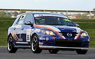 Jake Camilleri.Mazda 3 MPS.Motorsport/2008 Shannons Nationals.Australian Manufacturers Championship .Sandown International Raceway, Melbourne, Victoria.29th November 2008.(C) Joel Strickland Photographics.