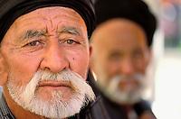 Ouzbékistan, Samarcande, classé Patrimoine Mondial de l'UNESCO, homme Ouzbek // Uzbekistan, Samarkand, Unesco World Heritage, Uzbek man