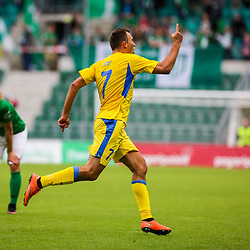 20170706: EST, Football - UEFA Europa League 2017/2018, 1st Prelim. Round,  Flora Tallinn vs Domzale