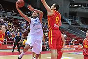 Danzica - Polonia 04 Agosto 2012 - TORNEO INTERNAZIONALE SOPOT CUP - Italia Montenegro<br /> Nella Foto : <br /> Foto Ciamillo