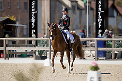 Roth Antonia, GER, Daily Pleasure WE<br /> CDI3* Opglabbeek<br /> © Hippo Foto - Sharon Vandeput<br /> 23/04/21