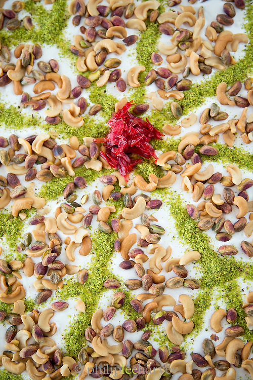 Karabij at Samadi Sweets shop, United Arab Emirates