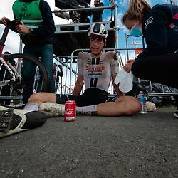 23-08-2020: Wielrennen: NK elite: Drijber<br /> Nils Eekhoff (Netherlands / Team Sunweb)23-08-2020: Wielrennen: NK elite: Drijber