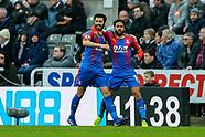 Newcastle United v Crystal Palace 060419