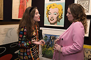 BILLY TEMPEST, FREYA RADFORD-HOLMES, `preview evening  in support of The Eve Appeal, a charity dedicated to protecting women from gynaecological cancers. Bonhams Knightsbridge, Montpelier St. London. 29 April 2019