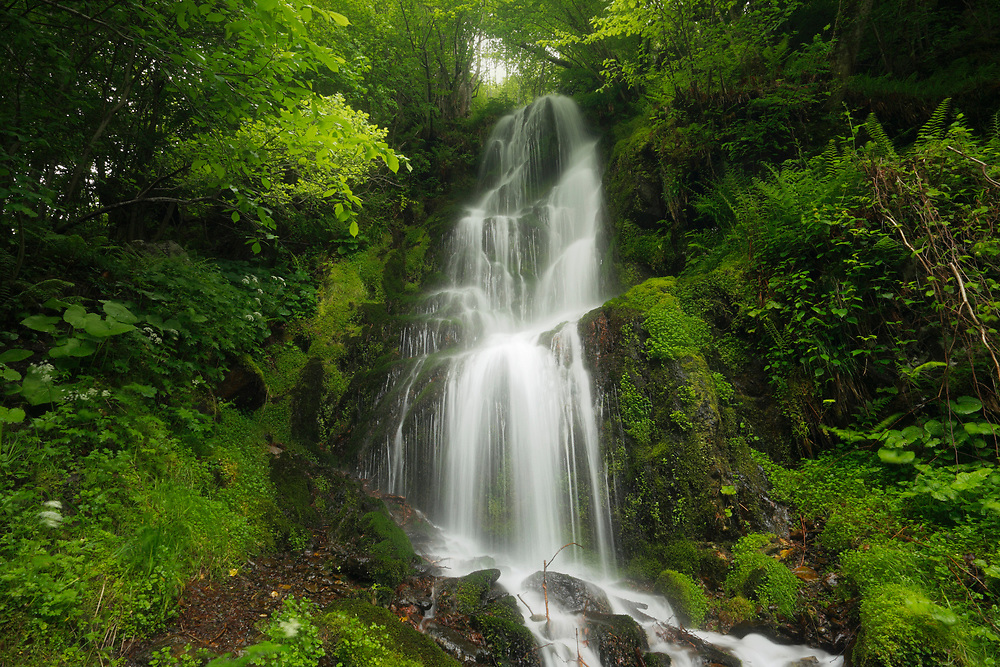 Cascada, Val de Toran, Valle de Aran