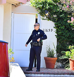 Mac Miller's body is taken by the Coroner after he reportedly died from the Over dose at his home in Studio City, CA. Also pictured are general views of Mac Millers home after the rapper reportedly died of a OD. The scene was filled with news crews, police officers, forensics, and the coroners. The rappers friends were also seen outside of the home crying. 07 Sep 2018 Pictured: Mac Miller's body is taken by the Coroner after he reportedly died from the Over dose at his home in Studio City, CA. Also pictured are general views of Mac Millers home after the rapper reportedly died of a OD. The scene was filled with news crews, police officers, forensics, and the coroners. The rappers friends were also seen outside of the home crying. Photo credit: Marksman / MEGA TheMegaAgency.com +1 888 505 6342