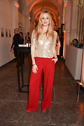 Fearne Cotton at The Royal Academy Schools annual dinner and Auction, London England. 14 March 2017.<br /> Photo by Dominic O'Neill/SilverHub 0203 174 1069 sales@silverhubmedia.com