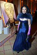Lynn Whitefield at The Fifth Annual Grace in Winter Gala honoring Susan Taylor, Kephra Burns, Noel Hankin and Moet Hennessey USA and benfiting The Evidence Dance Company held at The Plaza Hotel on February 3, 2009 in New York City.