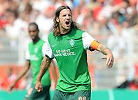 Fotball<br /> Tyskland<br /> Foto: Witters/Digitalsport<br /> NORWAY ONLY<br /> <br /> 02.08.2009<br /> <br /> Torsten Frings Bremen<br /> DFB-Pokal 1. FC Union Berlin - SV Werder Bremen
