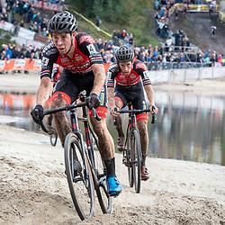 13-10-2019: Cycling: Superprestige Veldrijden: Gieten <br />Jens Adams