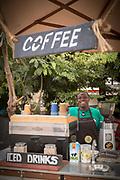 Cafe Kabisa, known as the best coffee in Tanzania, Mto wa Mbu, Arusha Region, Tanzania