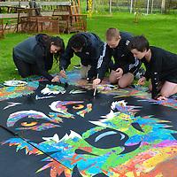 F'kston Council Art/Graffiti project