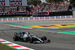 May 11, 2019 - Montmelò.Montmel&#Xf2, Catalunya, Spain - xa9; Photo4 / LaPresse.11/05/2019 Montmelo, Spain.Sport .Grand Prix Formula One Spain 2019.In the pic: Valtteri Bottas (FIN) Mercedes AMG F1 W10 (Credit Image: © Photo4/Lapresse via ZUMA Press)